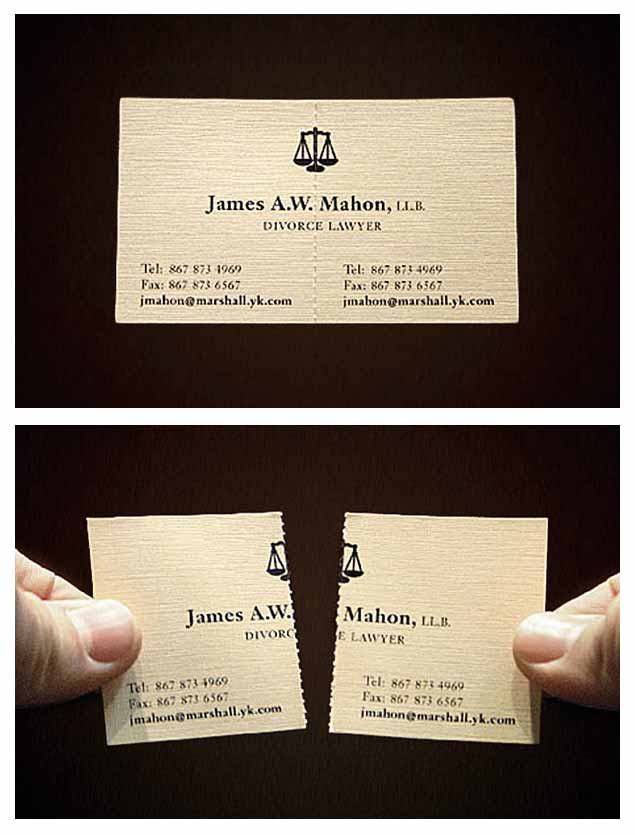 A brief history of Business Cards… | Copperwire Creative